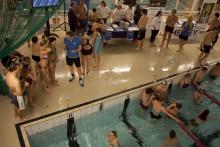 Rekordbidrag när Linköping simmade för livet