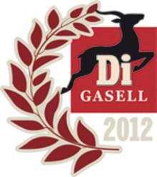 Hermods utsedd till Gasellföretag 2012                - Sveriges största pris för snabbväxande företag
