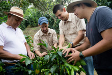 NESPRESSO LANSERER NYE LIMITED EDITION MASTER ORIGIN COSTA RICA