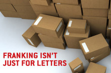 Franking isn't just for letters
