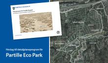 Samråd om förslag till planprogram för Partille Eco Park