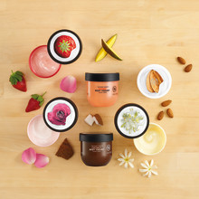 The Body Shop lanseeraa uudet vartalojogurtit -  Body Yogurts!