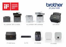 Brother remporte 7 iF Design Award 2017