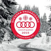 Audi Svenska Snöräddare logo 105x105