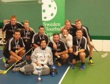 Björkekärr P 13 vann Sweden Floorball Cup i Göteborg