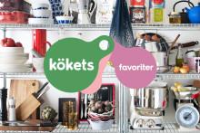 Kökets favoriter ny e-handelsbutik med allt för mat- och bakintresserade