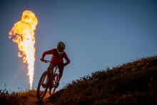 Brinnande drag race, midnattscykling och världsstjärnor på plats under Åre Bike Festival