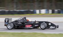 Hansson och Lappalainen dominerade i Formel Renault-premiären