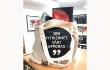 Karlshamns bibliotek satsar på utökad tillgänglighet under corona