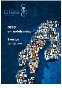 DIBS e-handelsindex 2009