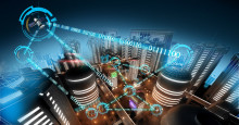 Smarta städer och behovet av effektiv datahantering