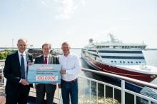 Viking Line donerar 100 000 euro till Östersjöforskning