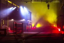 Midrocs process- och tågstyrning på LKABs nyinvigda huvudnivå