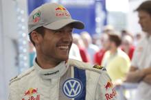 Sébastien Ogier och Volkswagen vann VM-rallyt i Finland