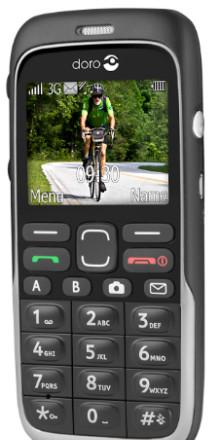 Nu finns Doro PhoneEasy 520X hos 3