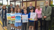 Community Rail project shows children's pride in Penkridge