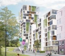 Regina Kevius (M): 300 nya lägenheter vid Telefonplan