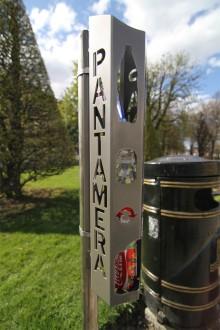Krafttag för ökad återvinning - Pantbehållare sätts upp i åtta kommuner