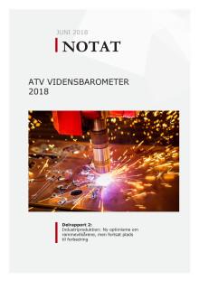 ATV Vidensbarometer 2018: Industriproduktion