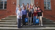 Studierende der TU Havanna erstmalig auf Besuch in Deutschland
