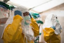 Läkare Utan Gränser trappar upp ebolainsats i Kongo-Kinshasa