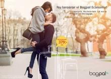 Nu lanserar Bagpal tjänsten Economy. Lika bekvämt men till ett lägre pris.