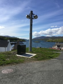 No strings attached for broadband delivery to Hebridean island