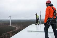 Veidekke bygger vindkraftpark åt Stena Renewable