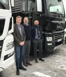 2018 - et godt år for MAN Truck & Bus Norge AS