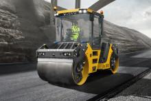 Volvo lanserar nya tandemvälten DD105