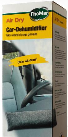 AirDry - en återanvändningsbar luftavfuktare för bilen, båten eller husvagnen