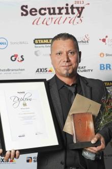 Wilson Odisho står för Årets Säkerhetsbragd