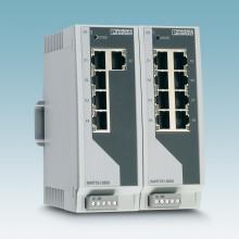 Managed switch optimerad för stora volymer