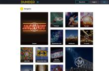 Dunder blir mars månads bästa nya online casino 2016