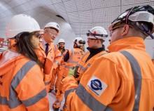 Crossrail programme meets 1,000th apprenticeship milestone