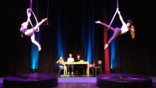 Stödet Ung aktiv kultur går till cirkus, körmusik och slöjd