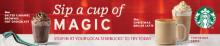 Årets røde kopper er her, og de er reusable!