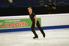 Alexander Majorov deltar ej i VM i Boston nästa vecka