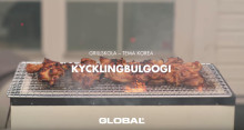 Global grillskola - Kycklingbulgogi