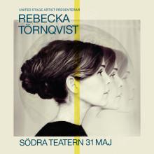 Rebecka Törnqvist till Södra Teatern