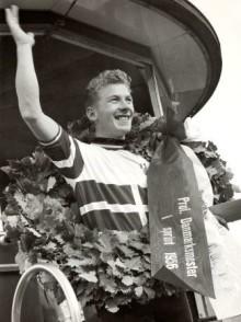 Tidligere sprinterdanmarksmester Werner Andresen er død