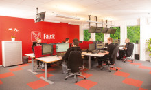 Falck Larmcentral först ut med livevideo i HD-kvalitet