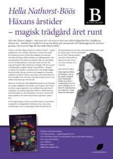 Häxans Årstider Hella Nathorst-Böös Bladh by Bladh