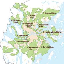 Upplands Väsby går med i samverkansprojekt om Rösjökilen