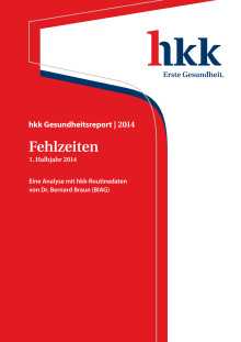 hkk-Fehlzeitenreport 2014