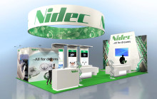 """Nidec Moves Everything"" –  World's biggest motor maker to show off its comprehensive line-up at CES 2018"""