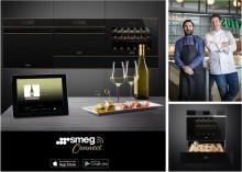 SMEGCONNECT: En ny generation av uppkopplade Smeg hushållsmaskiner