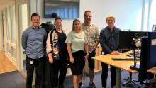 Vanderbilt Nordic Customer Service förstärker!