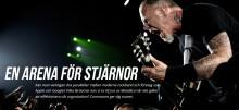 CommZone och Leventa skapar en arena för rockstjärnor