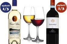 Smakrika marsnyheter- matvänliga viner med fina anor